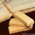 Shortbread all'arancia. Profumo di biscotti…