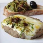 Hamburger sfiziosi con zucchine. Una cena veloce…e premiata!