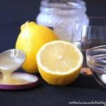 Granita al limone e zenzero. Il granito duro si fa tenero…