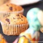 Muffins alla cannella e cioccolato. Muffins che ti canta!