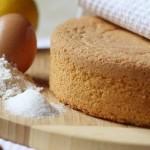 Pan di Spagna di L. Montersino. Se la base è buona…