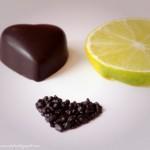 Petto di tacchino al lime e zenzero con pepite di cioccolato. Operazione San Valentino!