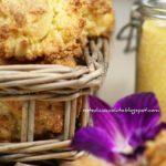 Biscotti al mais e cocco. Il mattino è oro…