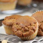 Muffins al burro di arachidi. La vita è bella