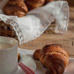 Croissant profumati al caffè: sfogliando sfogliando…