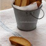 Biscotti del Lagaccio con lievito madre. Tradimento!