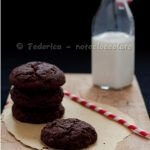 Totally chocolate chips cookies di N. Lawson: chocolate addiction!