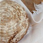 Pane al grano saraceno a lievitazione naturale. Di ritornelli, di profumi e…