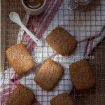 Biscotti all'orzo con farina di semola. Con un sorriso…