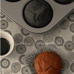 Muffins allo sciroppo di datteri: di granelli e ghirigori!