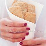 Crackers alla birra con lievito madre: I ♥ white!