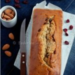 Cranberry-almond cake di N. Lawson. Something Red: Perseverare diabolicum est!