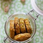 Icebox shortbread con goji e pistacchi. Something Red: di rosso, di verde e…