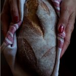 Pane al kamut con lievito madre. Chi va al mulino…