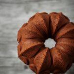 Baileys bund cake. Una soffice coccola vintage.