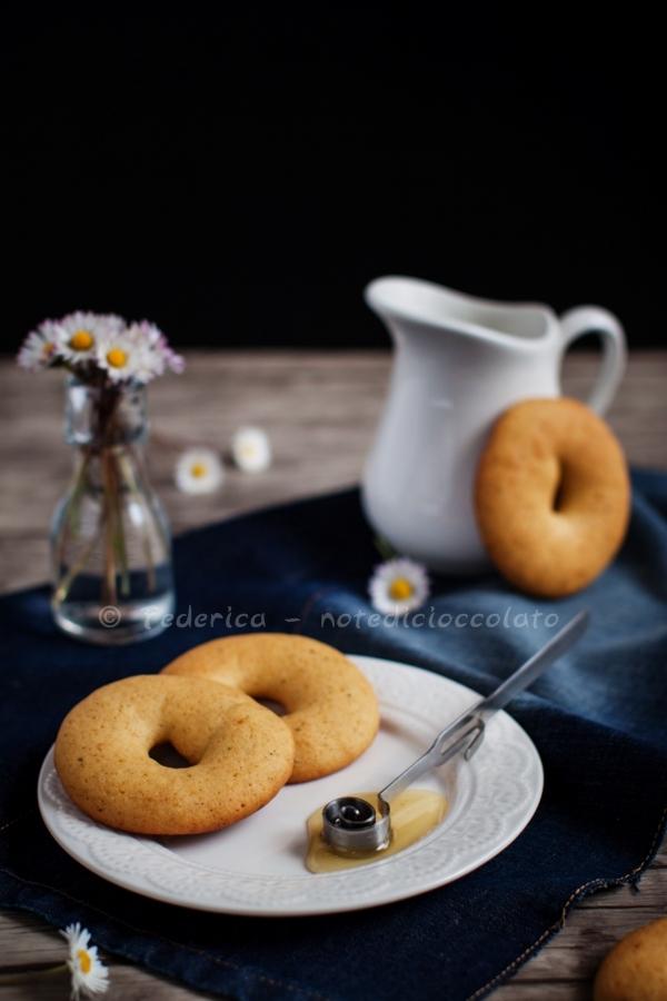 ciambelline al miele 2