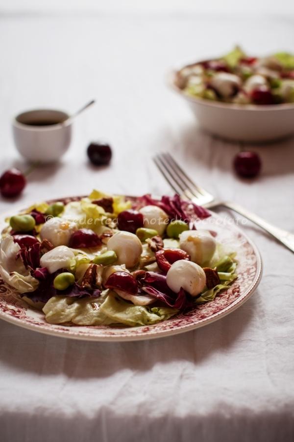 insalata alle ciliegie 4