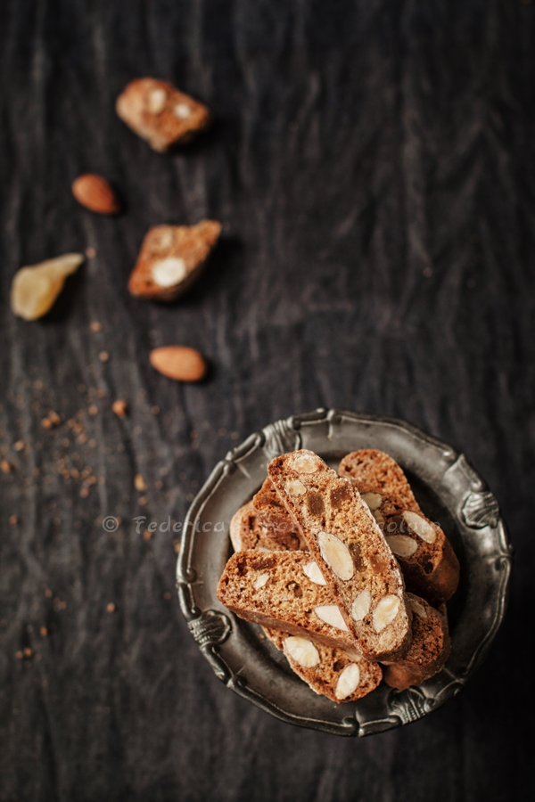 almond ginger biscotti 13