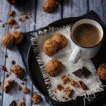 Biscotti al cioccolato e…Se proprio mi provochi!