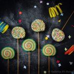 Girelle Arlecchino per un coloratissimo Carnevale