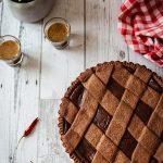 Crostata al cioccolato di E. Knam – di feste e di mamme golose!