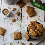 Gallette semi dolci ai semi… #siamogolosiani