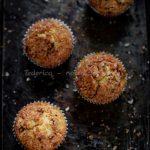 Muffins uvetta e arancia candita. Sempre cupola è!