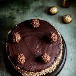 Chocolate layer cake…un giorno all'improvviso!