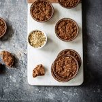 Sbrisolona al cacao: mini formato-maxi gusto