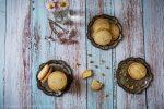 Biscotti camomilla e limone. Un delicato incontro.
