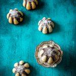 Baby cake al cocco glassate – Candidamente golose