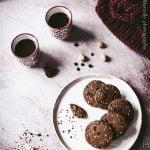 Biscotti al cacao e nocciole. Irresistibili!