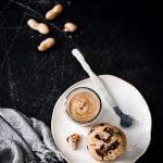 Burro di arachidi e cioccolato: biscotti  peccaminosamente buoni!