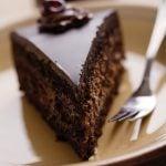 Una torta al cioccolato per un goloso vero!