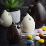 Uova di cioccolato. Una Pasqua secondo tradizione.